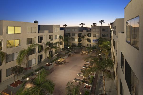 SARES REGIS Multifamily Fund Buys 158-Unit Apartment Community in Long Beach, California
