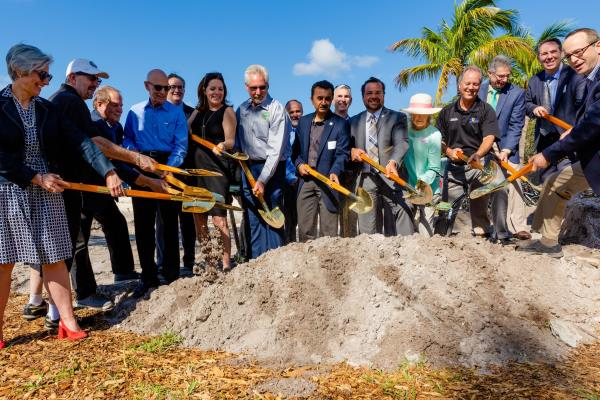 Critically Needed Affordable Seniors Housing Development Breaks Ground in Hollywood, Florida