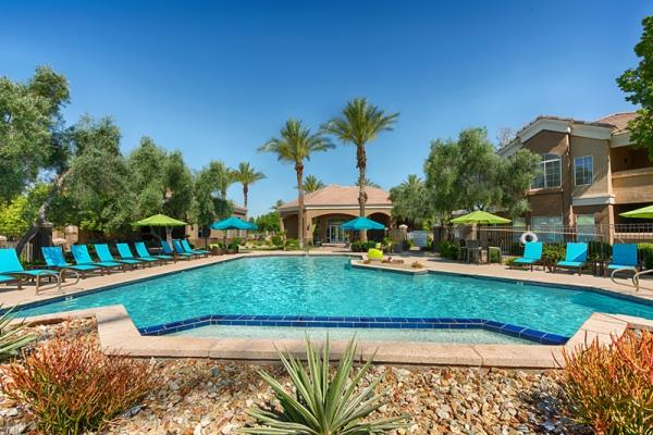 Pinnacle Terrace Apartment Community in Suburban Phoenix Changes Hands for $56 Million