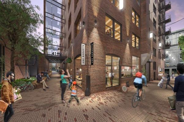 Historic Block in Seattle's Pioneer Square to be Revitalized to Deliver Unique Alley Experience