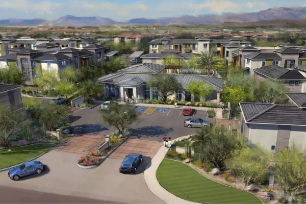 MC Companies Debuts Luxury Living in North Phoenix with 202-Unit The Place at Sonoran Trails