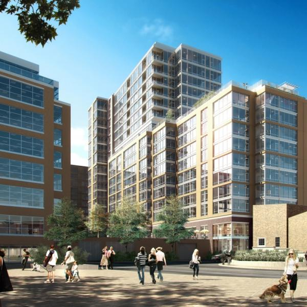 Armada Hoffler Inks $93 Million Multifamily Development Project in Baltimore's Inner Harbor