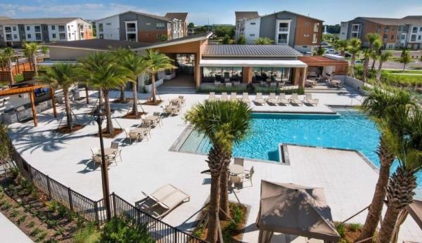 The Praedium Group Acquires The Point at Town Center Luxury Apartments in Jacksonville, Florida