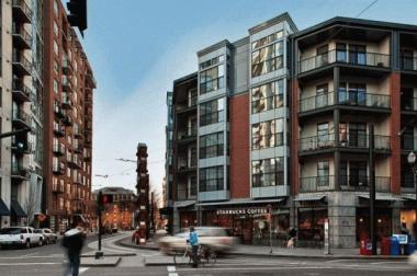 Wood Partners Breaks Ground on 281-Unit Multifamily Development in Portland's North Pearl District