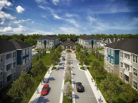 Development Team Opens 298-Unit Newnan Crossing Apartment Community in Atlanta Sub-Market