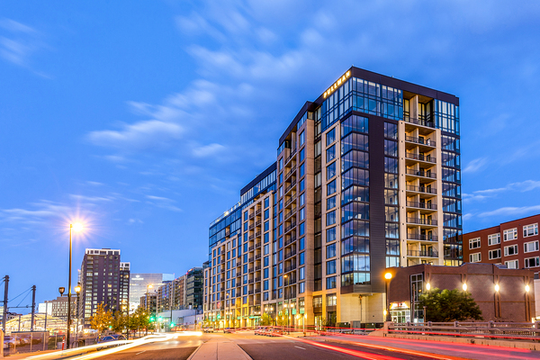 Lincoln Property Co and Cadillac Fairview Acquire The Pullman Apartment Tower in Denver's Union Station Neighborhood