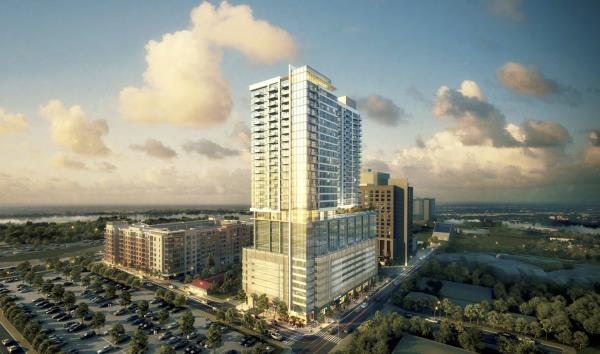 Endeavor Real Estate Group and MetLife Investment Management Break Ground on Mixed-Use Tower