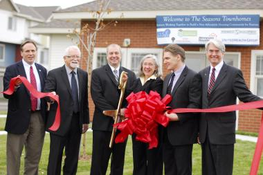 UnitedHealth Group and Minnesota Equity Fund Celebrate Opening of Affordable-Housing Community
