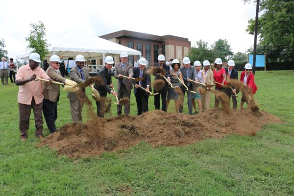 The Michaels Organization Celebrates Groundbreaking for New Affordable Housing Community