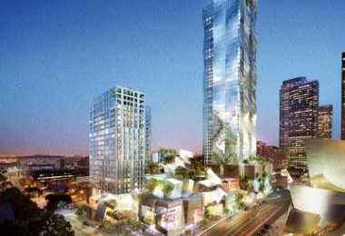 Related California Breaks Ground on $120 Million 19-Story Apartment Tower in Downtown Los Angeles