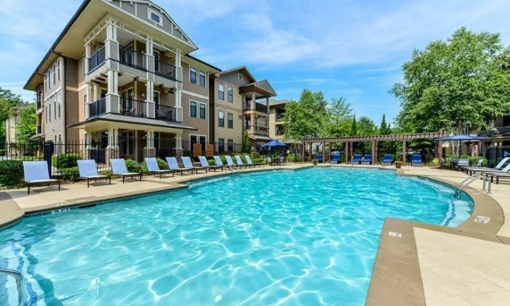 Walker & Dunlop Provides $26 Million for 210-Unit Multifamily Community in Atlanta Suburb