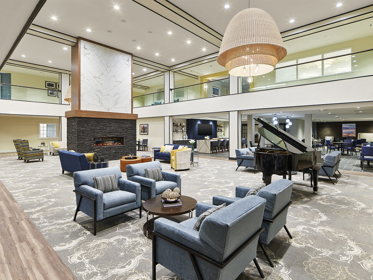 Residences at Plainview 55+ Luxury Apartment Community Opens State-of-the-Art Independent Living Environment in Plainview, New York