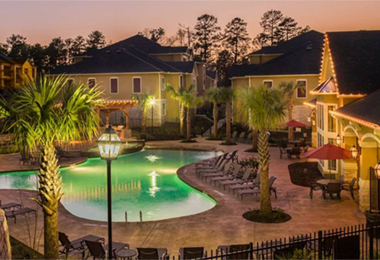 The Retreat at Conroe, a New 210-Unit Resort Style Apartment Community Opens in Conroe, Texas