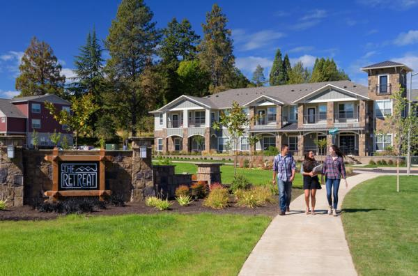 EdR Acquires Pedestrian to Campus Student Housing Community at Oregon State University
