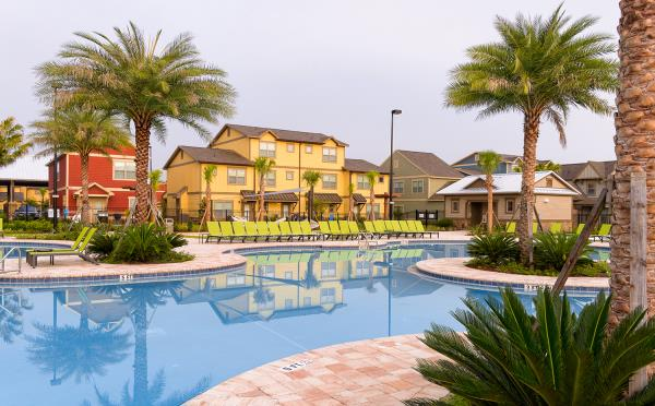 Inland Private Capital Completes Sale of 894-Bed Student Housing Community in Orlando, Florida