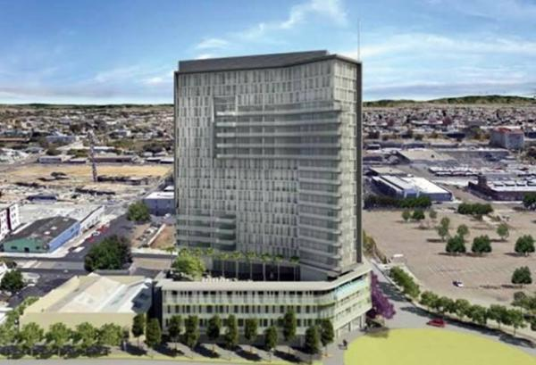 The Richman Group Receives Approval for 22-Story Mixed-Use High-Rise in Downtown San Diego