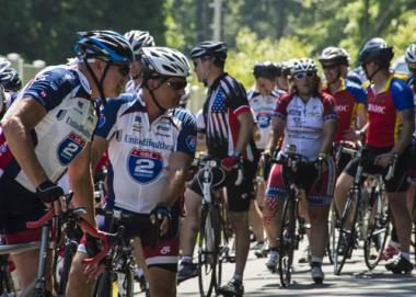 Yardi Donates $100,000 to The NMHC Walk For Our Troops, Benefitting Ride 2 Recovery Program