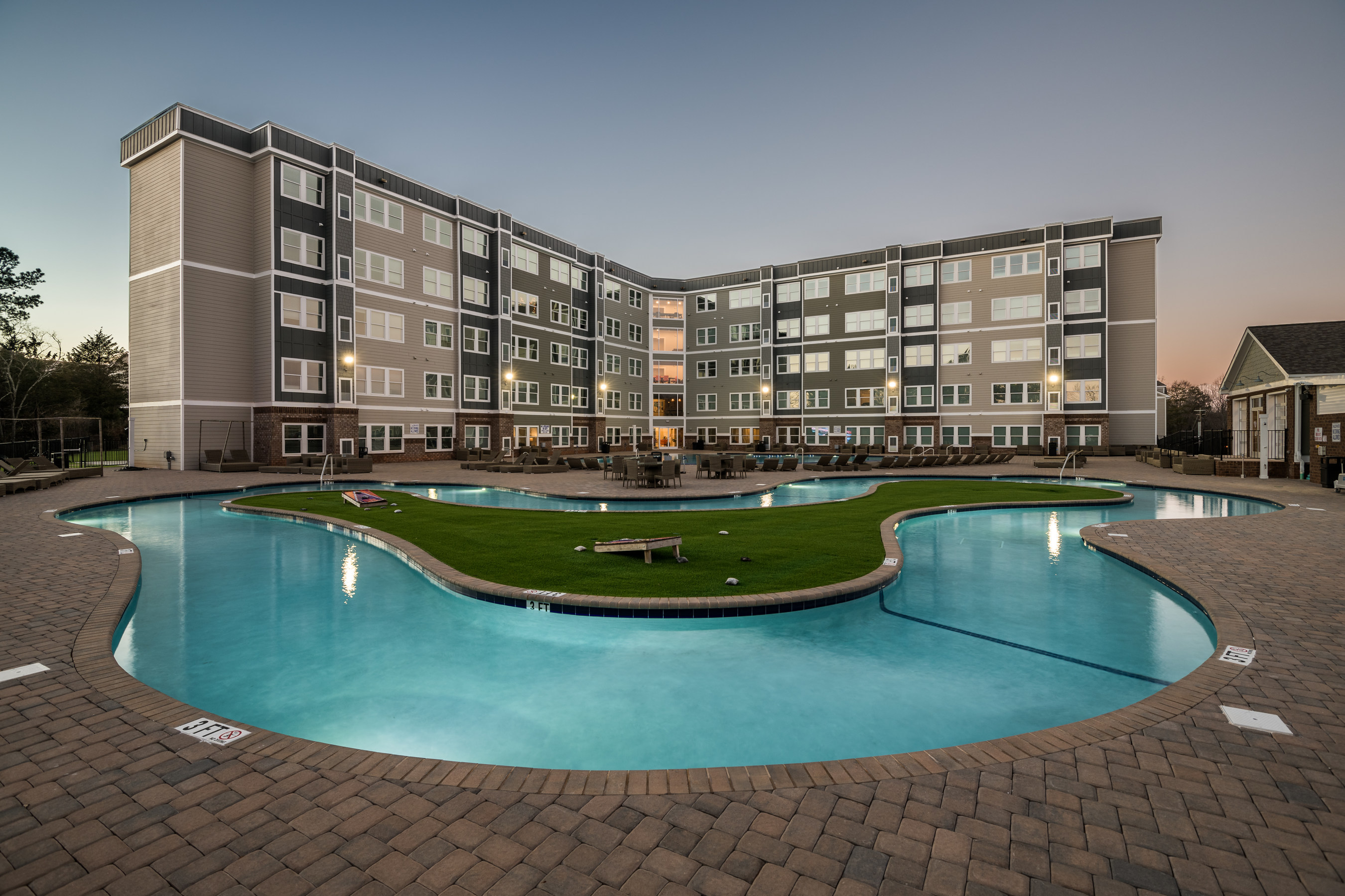 Multiversity Housing Partners Acquires 616-Unit Student Housing Community Near Clemson University Campus