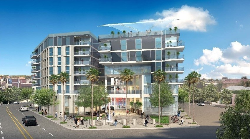 Walker & Dunlop Arranges $138 Million Bridge Loan for Construction of 369-Unit The Rise Hollywood Apartments in Los Angeles