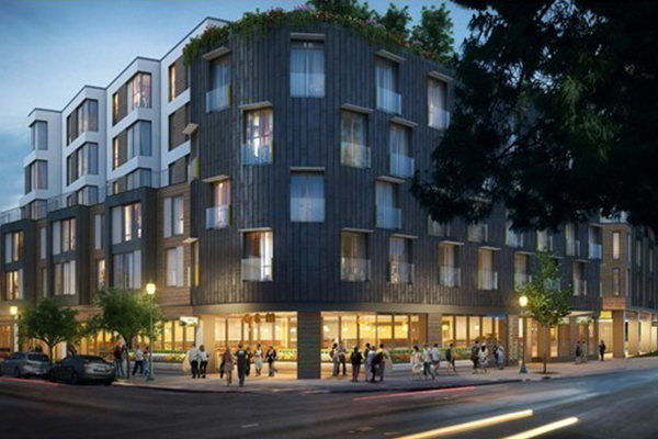Rise Walnut Creek Apartments Secures $59.5 Million in Construction Financing from Walker & Dunlop