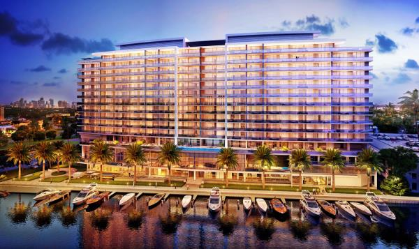 Riva Luxury Condominium Project Secures $65 Million Construction Loan from Madison Realty Capital