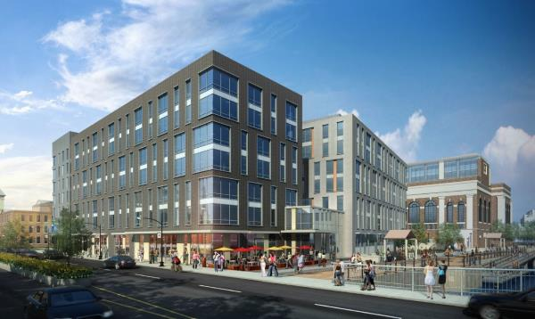 GMH Capital Partners Celebrates Topping Off of New Residential Community in Providence, Rhode Island