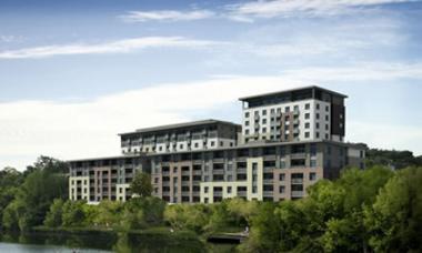 Austin's Newest Urban Apartment Complex Underway
