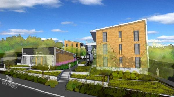 Community Development Partners Breaks Ground on $21 Million Rocky Hill Veterans Housing Project