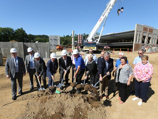 Roseland Holds Ceremonial Ground Breaking for 197-Unit Luxury Apartment Community in New Jersey