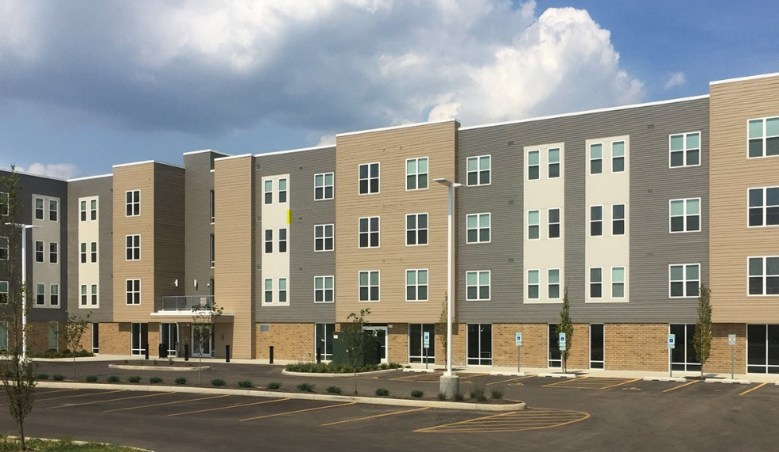 Private Equity Firm Gardner Capital Completes New 50-Unit LEED-Certified Affordable Senior Housing Community in Cincinnati, Ohio