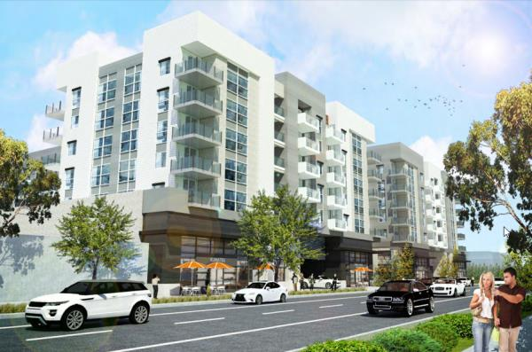 Weidner Breaks Ground on 436-Unit Mixed-Use Multifamily Community in Downtown Sacramento