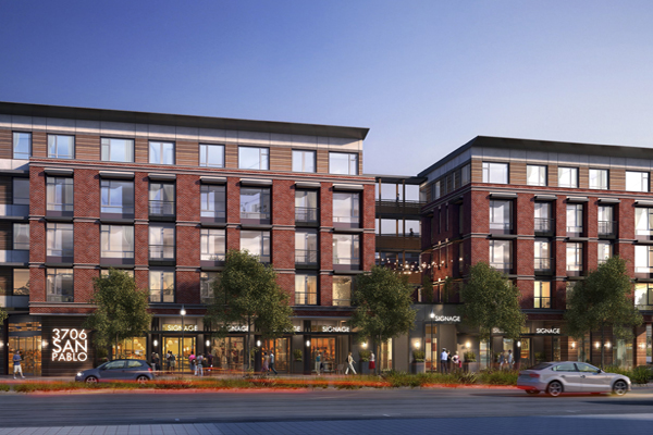 New $64 Million Transit-Oriented Affordable Housing Development Breaks Ground in Emeryville