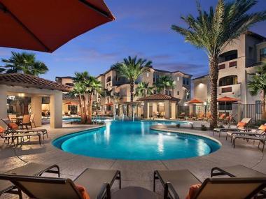 Mark-Taylor Opens 296-Unit Apartment Community in Gilbert, Arizona Spectrum Neighborhood