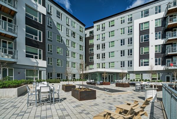 Security Properties Acquires 182-Unit Sanctuary Apartment Community in Portland for $58.3 Million