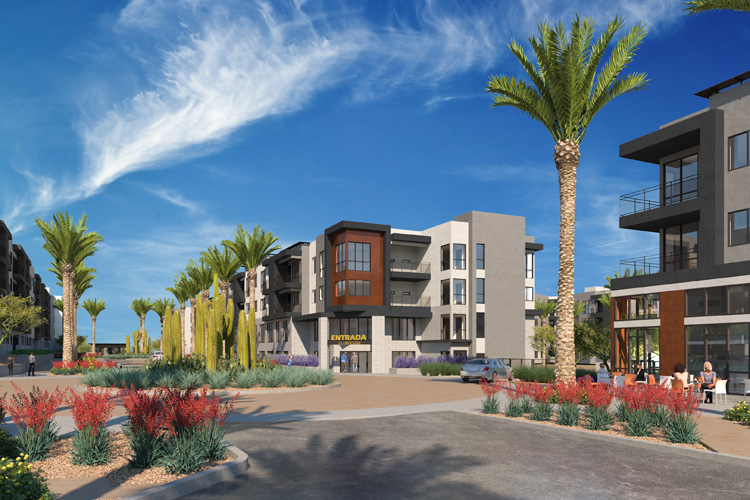 Banyan Residential and Bridge Investment Group Break Ground on Landmark Scottsdale Opportunity Zone Project