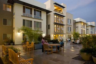 55+ Builders Optimistic About Multifamily Rentals