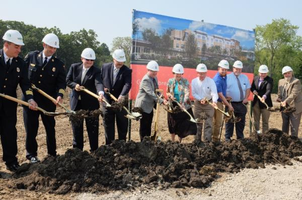 Senior Lifestyle Corporation Breaks Ground on New Retirement Housing Community in Illinois