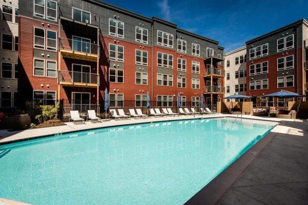 The Bozzuto Group Announces Opening of The Shelby Apartments in Alexandria, Virginia