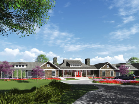 Local Community Leaders Celebrate Ground Breaking of New Breed of Senior Living Community