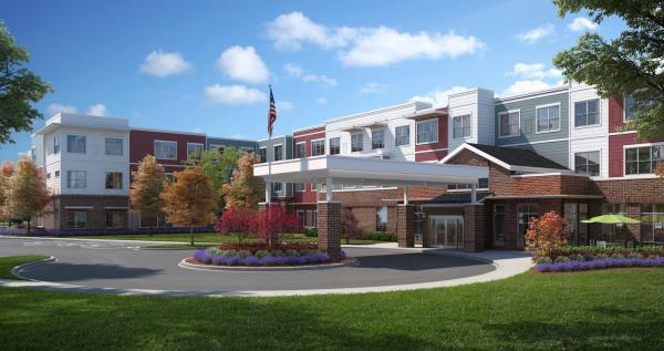 Senior Lifestyle Breaks Ground on The Sheridan at Bethel Park Retirement Community in Pennsylvania