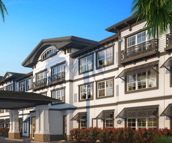 Senior Lifestyle and CA Senior Living Break Ground on New 125-Unit Development in Florida