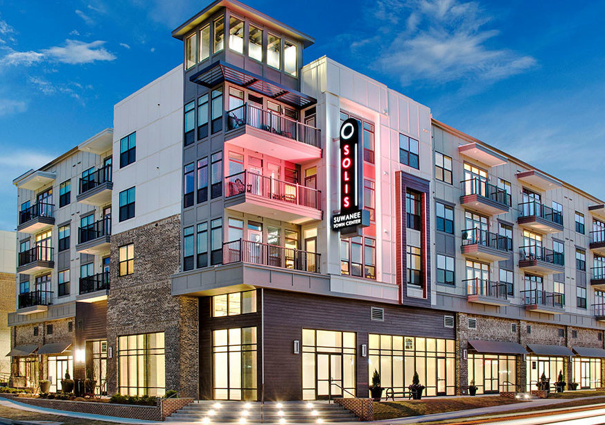 JLL Income Property Trust Acquires 240-Unit Sienna Suwanee Town Center Luxury Apartment Community in Suburban Atlanta Market