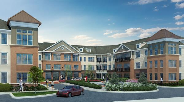 Roseland Residential Commences Leasing at 197-Unit Luxury Community in Morris Plains, New Jersey