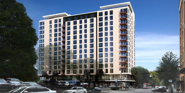 SKY 3 Luxury Apartments Introduces Innovative Amenities and Social Living to Downtown Portland