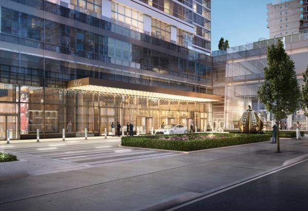 SL Green Acquires Interest in 1,176-Unit Luxury Residential Tower in Midtown Manhattan