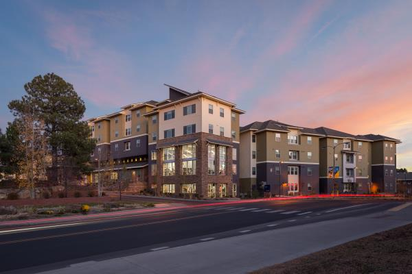 New On-Campus Student Community Celebrates Grand Opening at Northern Arizona University