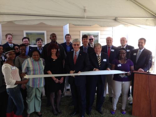 Affordable Housing Grant Moves Mississippi Apartment Complex Moves from Dream to Reality
