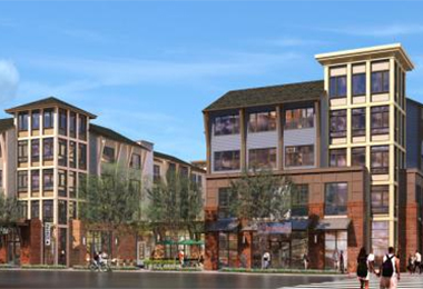 Mixed-Use Apartment Community Breaks Ground