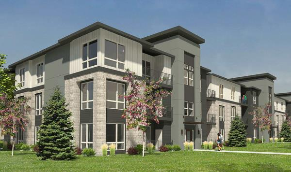 Luxury 285-Unit Apartment Community Opens in the Highlands Ranch Submarket of Denver