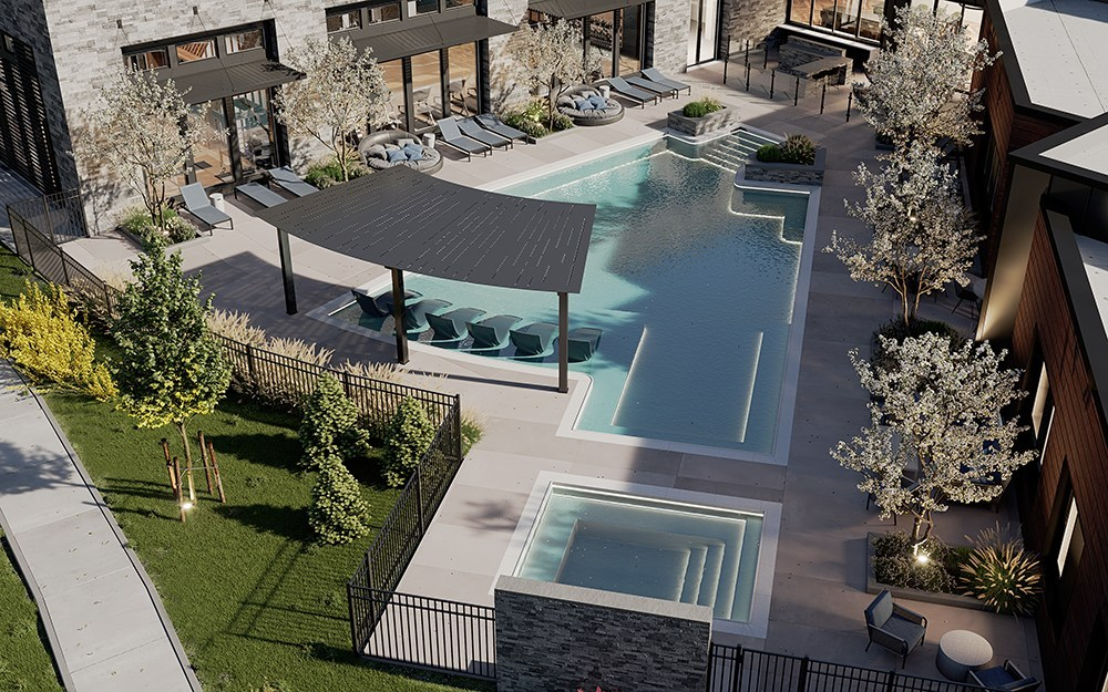 ReyLenn Properties Adds 280 Luxury Rental Units to Northeast Denver with Opening Solana Stapleton Apartment Community